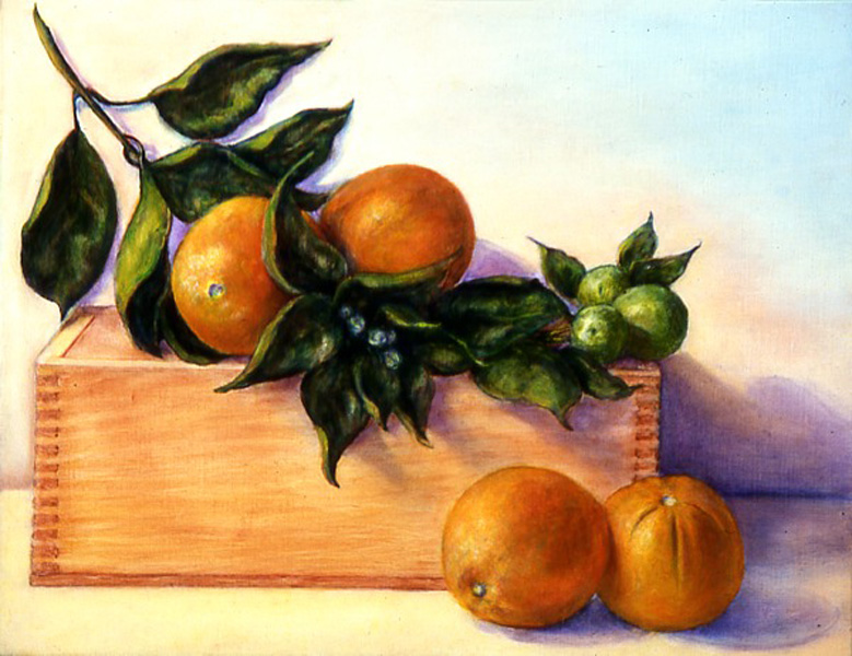 Winter Oranges