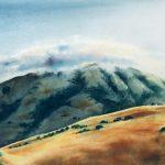 Fog on Elephant Foot Mountain