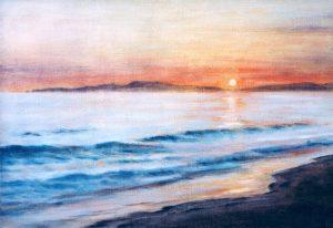 Sunglow - Pt. Reyes Natl. Seashore