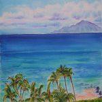 From Makena, Maui