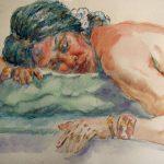 Zawanda Asleep